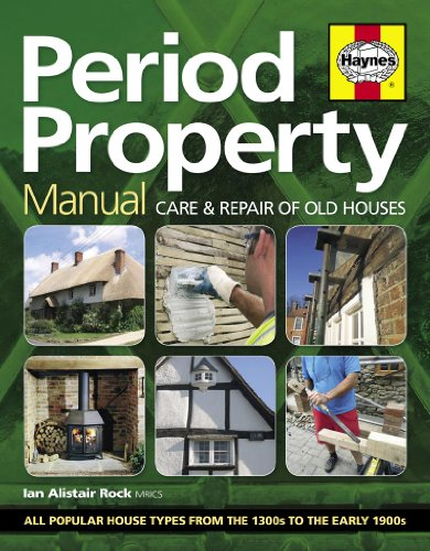 9780857330710: Period Property Manual: Care and Repair of Old Houses