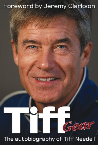 9780857330895: Tiff Gear: The Autobiography of Tiff Needell