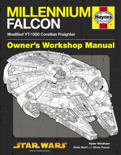 9780857330963: Millennium Falcon Manual. Ryder Windham