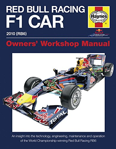 9780857330994: Red Bull Racing F1 Car Manual: An insight into the technology, engineering, maintenance and operation of the Red Bull Racing RB6 (Owners Workshop Manual)