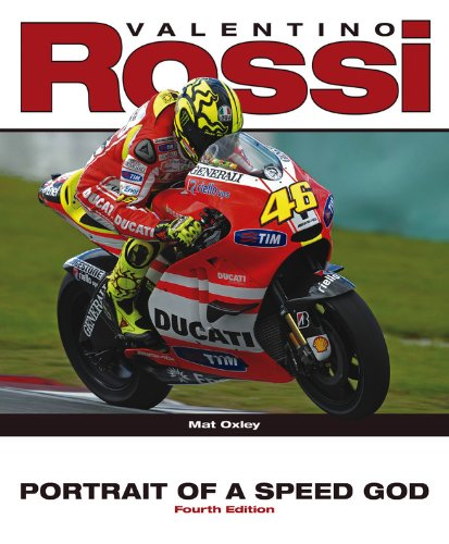 9780857331021: Valentino Rossi: Portrait of a Speed God