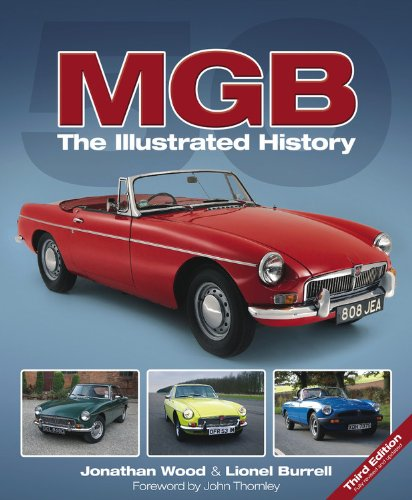 9780857331113: MGB: The Illustrated History