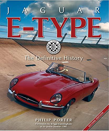 9780857331229: Jaguar E-Type: The Definitive History