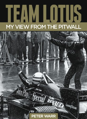 9780857331236: Team Lotus: My View From the Pitwall