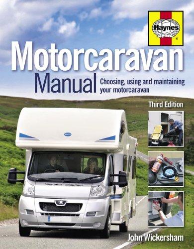 9780857331243: Motorcaravan Manual: Choosing, Using and Maintaining Your Motorcaravan