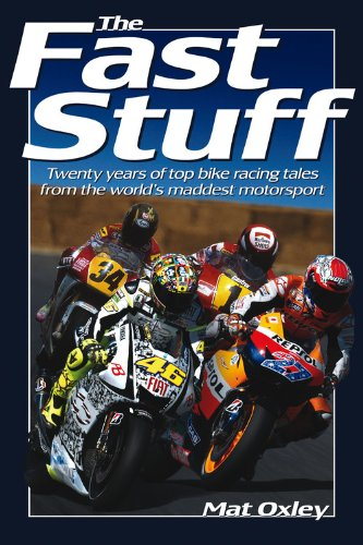 9780857331441: The Fast Stuff: Twenty years of top bike racing tales from the world's maddest motorsport