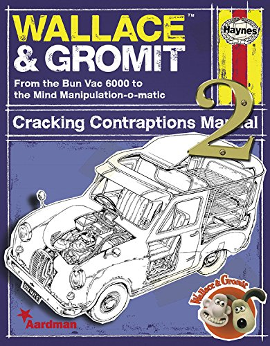 9780857331472: Wallace & Gromit: Cracking Contraptions Manual 2 (Haynes Manual)
