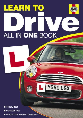 9780857331496: Learn to Drive: All in One Book. Robert Davies