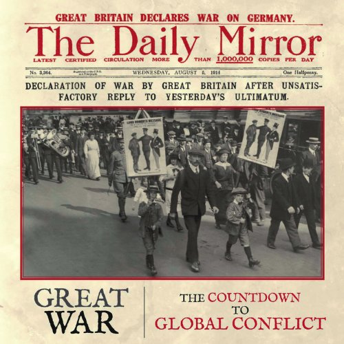 9780857332059: Great War: The Countdown to Global Conflict