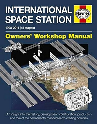 9780857332189: International Space Station: 1998-2011 (All Stages) (Owners Workshop Manual)