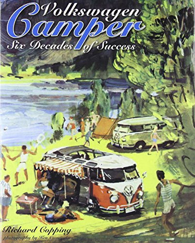 9780857332196: Volkswagen Camper: Six Decades of Success
