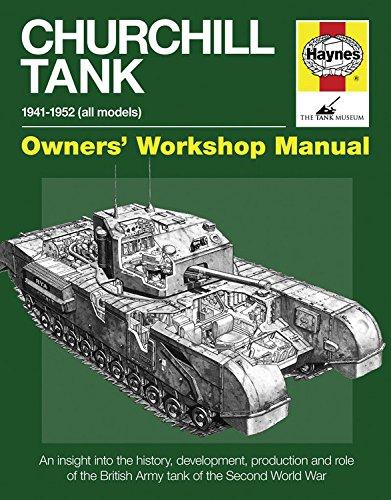 Churchill Tank: Nigel Montgomery (author)