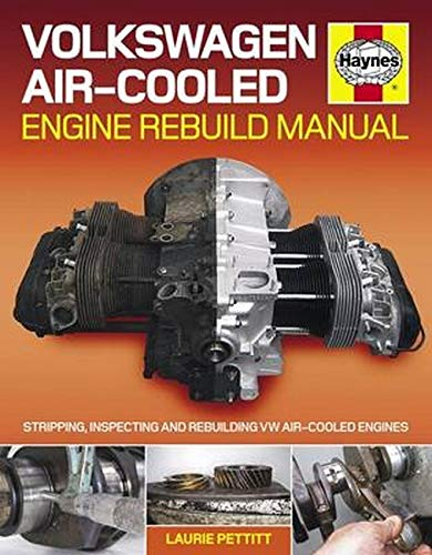 9780857332462: Volkswagen Air-cooled Engine Rebuild Manual: The 'mucky Green Art' of Rebuilding Volkswagen Air-cooled Engines