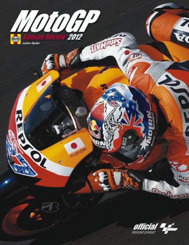 9780857332523: Official MotoGP Season Review 2012 (Offical)