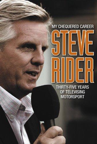9780857332738: My Chequered Career: Thiry-five Years of Televising Motorsport