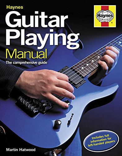 9780857332745: Guitar Playing Manual: The comprehensive guide