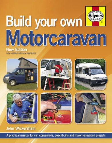 9780857332813: Build Your Own Motorcaravan (2nd Edition): A practical manual for van conversions, coachbuilts and major renovation projects