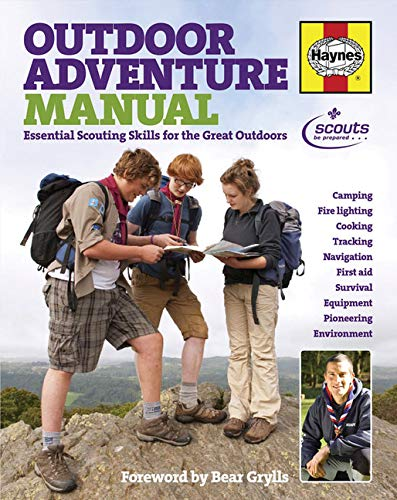 9780857332820: Outdoor Adventure Manual: Essential Scouting Skills for the Great Outdoors