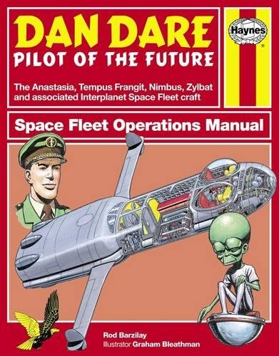9780857332868: Dan Dare: Spacefleet Operations Manual