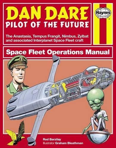 Dan Dare, Pilot of the Future, The: Rod Barzilay