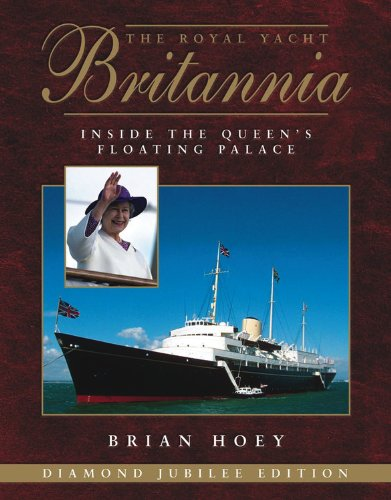 9780857332943: The Royal Yacht Britannia 3rd Edition: Inside the Queen's Floating Palace
