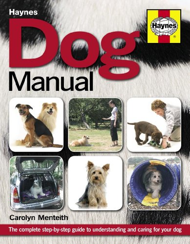 9780857332974: Dog Manual: The complete step-by-step guide to understanding and caring for your dog