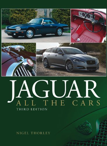 9780857333490: Jaguar: All the Cars