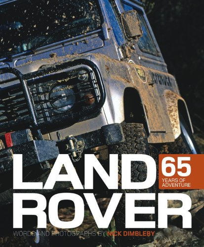 9780857333513: Land Rover: 65 Years of Adventure
