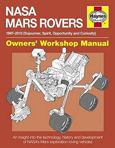 9780857333704: NASA Mars Rovers Manual: 1997-2013 (Sojourner, Spirit, Opportunity and Curiosity) (Owners' Workshop Manual)