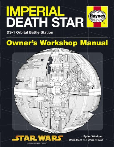 9780857333728: Death Star Manual: DS-1 Orbital Battle Station (Owners Workshop Manual)