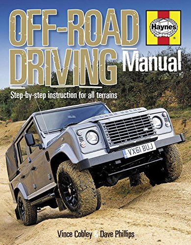 9780857333735: Haynes Off-Road Driving Manual: Step-by-Step Instruction for All Terrains