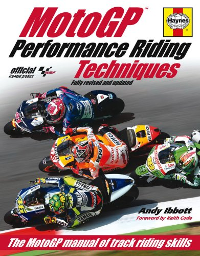9780857333858: MotoGP Performance Riding Techniques: The MotoGP Manual of Track Riding Skills