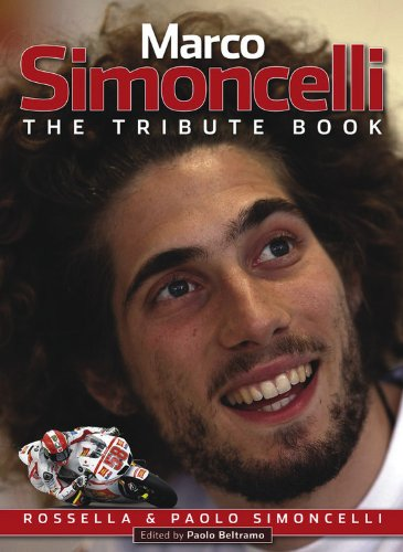 9780857334022: Marco Simoncelli: The tribute book