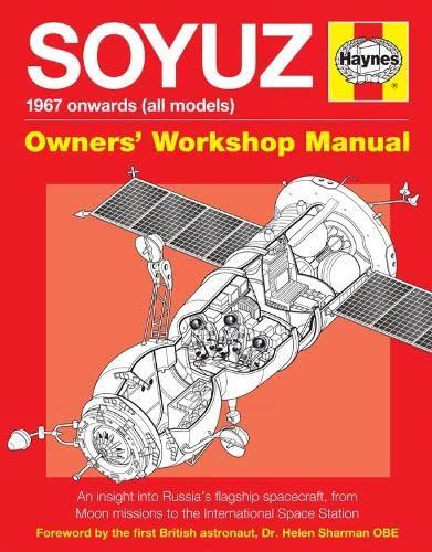 9780857334053: Haynes Soyuz 1967 Onwards (All Models) Owner's Workshop Manual