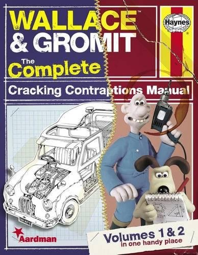 9780857334114: Wallace & Gromit: The Complete Cracking Contraptions Manual - Volumes 1 & 2