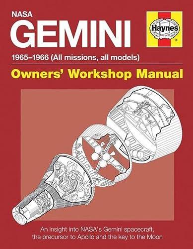 9780857334213: NASA Gemini Owners' Workshop Manual: 1965 - 1966 (All Missions, All Models)