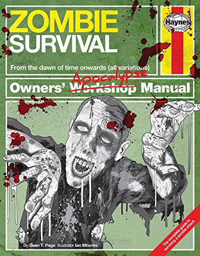 9780857334732: Zombie Survival Manual: From the Dawn of Time Onwards (All Variations) (Owners Apocalypse Manual)