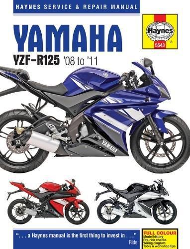 9780857335432: Yamaha YZF-R125 Service and Repair Manual (Haynes Service and Repair Manuals)