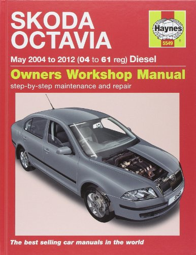 9780857335494: Skoda Octavia Diesel Service and Repair Manual (Haynes Service and Repair Manuals)