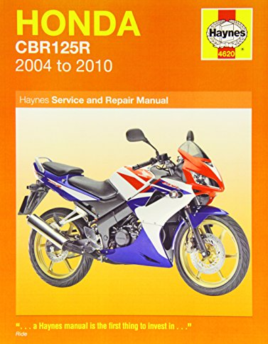 9780857335531: Honda Cbr125 Service and Repair Manual, 04-10. Matthew Coombs, Martynn Randall (Haynes Service and Repair Manuals)
