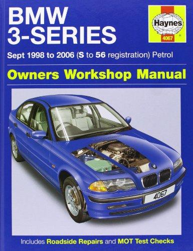 9780857335548: BMW 3-Series Petrol Service and Repair Manual: 1998 to 2006 (Haynes Service and Repair Manuals)