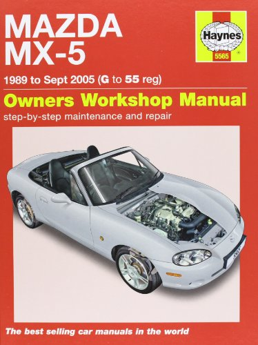 9780857335654: Mazda MX-5 Service and Repair Manual