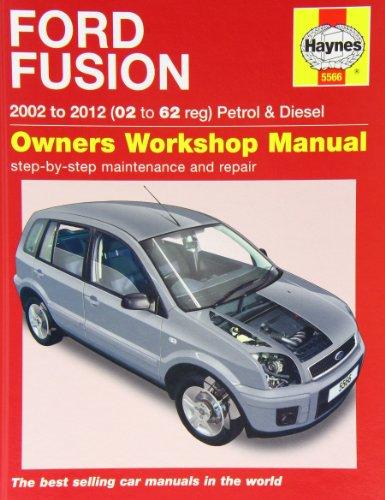 9780857335661: Ford Fusion Service and Repair Manual: 2002-2012 (Haynes Service and Repair Manuals)