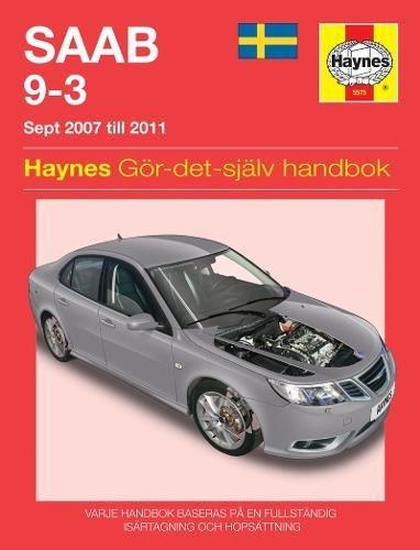 Saab 9-3 07 - 11 (Hardback): Mark Storey