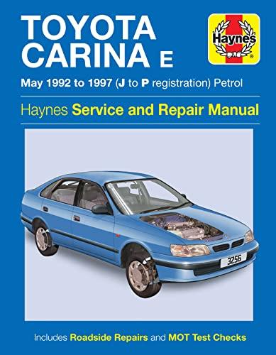 9780857335890: Toyota Carina E
