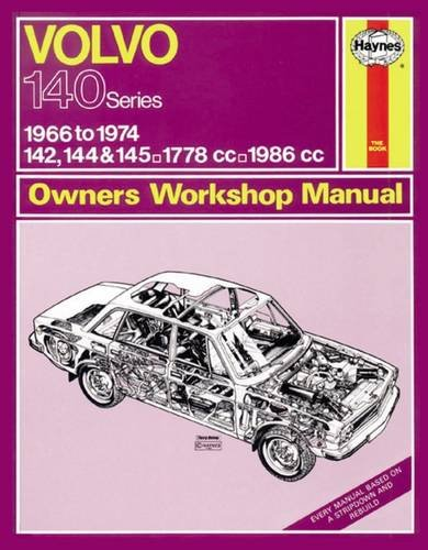 9780857335951: Volvo 142, 144 & 145: 66-74