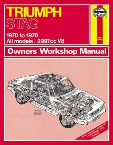 Triumph Stag Owners Workshop Manual