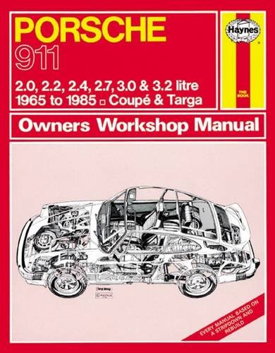 9780857336064: Porsche 911 Owner's Workshop Manual