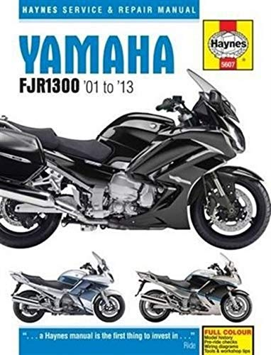 9780857336071: Yamaha FJR1300 Service and Repair Manual
