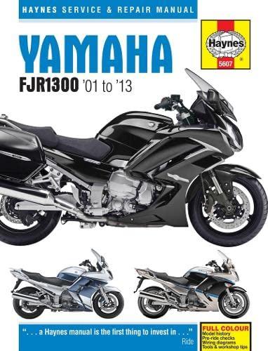 9780857336071: Yamaha FJR1300 2001 - 2013 (Haynes Powersport)